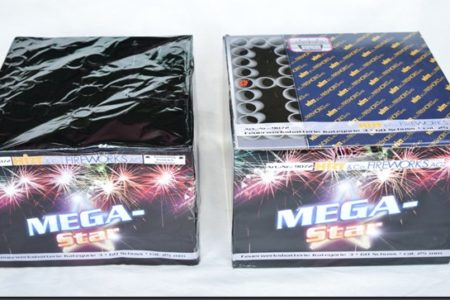 Mega Star | Hirt & CO Fireworks AG